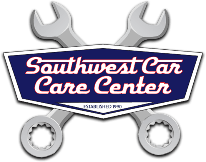 large logo southwest car care center